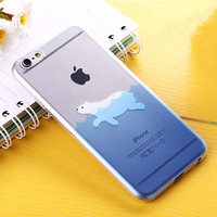Polar Bear iPhone 6 6plus case
