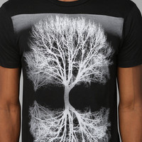 RK BLK Mirror Tee - Urban Outfitters