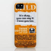 taco bell sauce iPhone Case by bombshell  | Society6