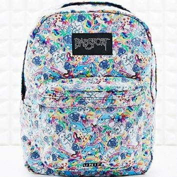 Unif Badsport Backpack in Itso Dank Print - Urban Outfitters