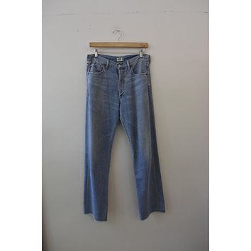 Citizens of Humanity Relaxed Cuff Crop Denim (26)
