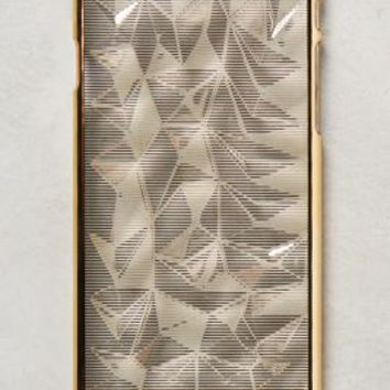 Faceted Crystal iPhone 6 Case by Anthropologie Clear One Size Tech Essentials