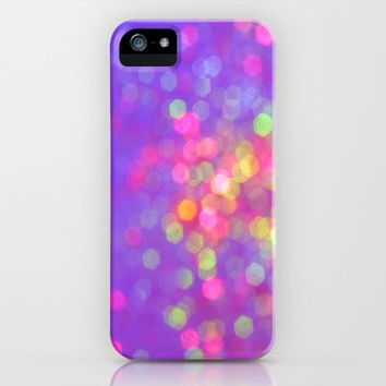 Carnival iPhone Case by Ally Coxon   Society6 - also available as prints, skins, pillows and more.