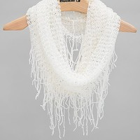 Capelli Of New York Sequin Scarf
