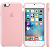 iPhone 6s Silicone Case - Pink