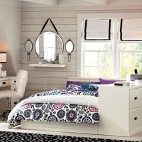 Paramount Bold Floral Bedroom