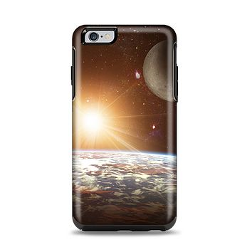 The Earth, Moon and Sun Space Scene Apple iPhone 6 Plus Otterbox Symmetry Case Skin Set