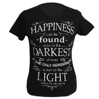 Harry Potter Happiness Found Women