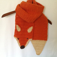 What does the fox say 65 inches scarf