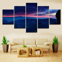 Night Scene Canvas Print: SAVE $1 TODAY