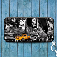 iPhone 4 4s 5 5s 5c 6 6s plus + iPod Touch 4th 5th 6th Generation Cute City Phone Case Awesome New York City Custom Cool Cover Times Square