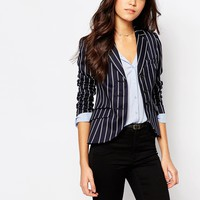 Jack Wills Schoolboy Striped Blazer