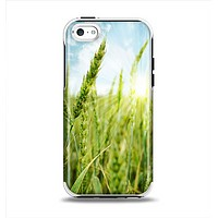 The Sunny Wheat Field Apple iPhone 5c Otterbox Symmetry Case Skin Set