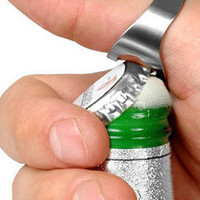 Ring Thing | Stainless Steel Ring Thing Personal Bottle Opener Gadget Ideal for Parties - LatestBuy Australia