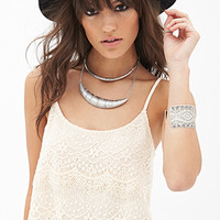 Tiered Lace Cami