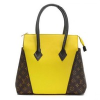 Louis Vuitton LV Women Fashion Leather Tote Handbag Shoulder Bag Satchel-11