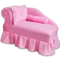 My Associates Store - Fantasy Furniture Princess Chaise, Pink