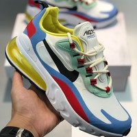 Nike Air Max 270 React Men's and women's nike shoes