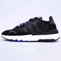 Adidas Nite Jogger Boost Trending Women Men Casual Running Sport Shoes Sneakers
