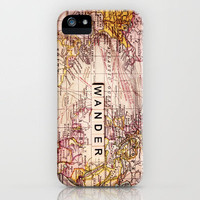 wander iPhone Case by Sylvia Cook Photography | Society6