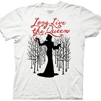 Once Upon A Time Long Live The Queen T-shirt