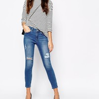 Oasis Isabella Ripped Skinny Jean