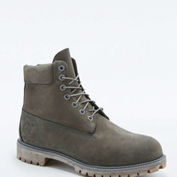Timberland Classic 6-Inch Grey Premium Boots - Urban Outfitters