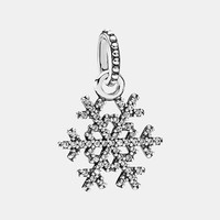 Women's PANDORA 'Winter Kiss' Dangle Charm