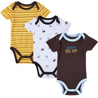 Baby Boy Clothes born Baby Romper Set Short Sleeved Cotton Baby Romper Toddler Underwear Infant Clothing
