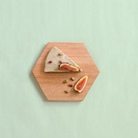 Little Hex 'Day' – Timber Serving Board