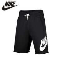 NIKE Original New Arrival 2018 Mens Trainning & Exercise Shorts High Quality Mesh Breathable Comfortable Support Sports Shorts