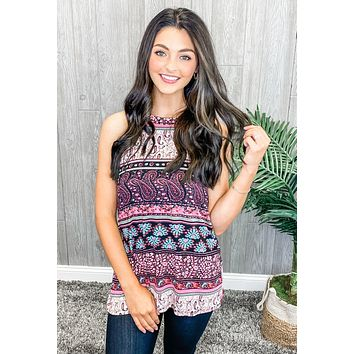 Charming Daydreams Top
