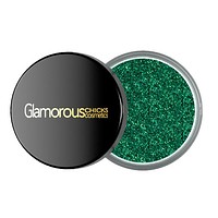 Diamond Glitter Emerald Green