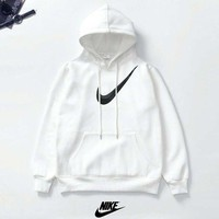 Nike Tide brand fashion men and women outdoor sports wild long-sleeved hooded sweater