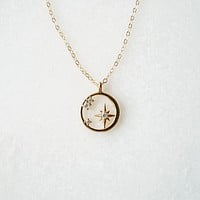 Giselle Star Necklace