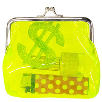 CLEAR COIN PURSE