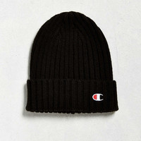 Champion + UO Rib Beanie - Urban Outfitters