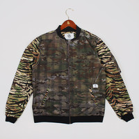 Multi-Camo Jacket : REED SPACE ONLINE SHOP
