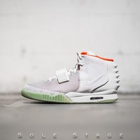 HCXX Air Yeezy 2 NRG Platinum