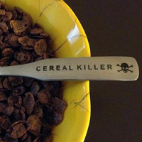 """Cereal Killer Two"" Spoon"