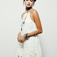 Free People Womens Fairy Lights Tent Dress