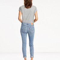 721 High Rise Skinny x Jean Stories