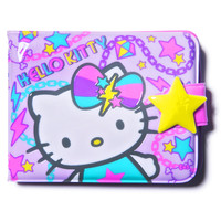 Sanrio Pastel Pop Hello Kitty Wallet Purple One