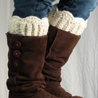 Custom fit Boot cuff, boot topper, wool or not wool, petite, large, extra large