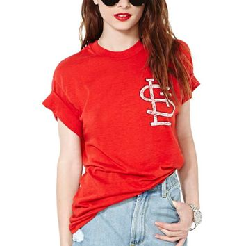 Cardinals Forever Tee