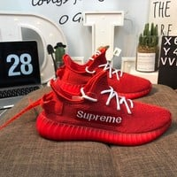 Adidas Yeezy Real Boost Basf 350V2 Cheap Women's and men's Adidas Sports shoes
