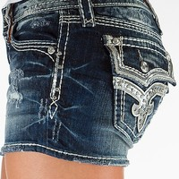 Rock Revival Kai Stretch Short