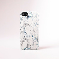 Marble Look iPhone 6 Case Print Marble iPhone 5 Case White iPhone 5c Case Marble Print Cute iPhone Case iPhone 5 Case Samsung Galaxy S5 Case