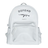 Defend Paris - Defend Backpack  - White
