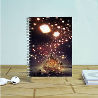 Disney Tangled The Lights Photo Notebook Auroid